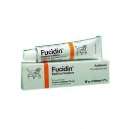 Фуцидин (Fucidin) мазь 2% 15 гр