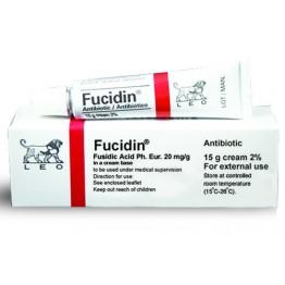 Фуцидин (Fucidin) крем 2% 15г