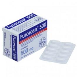 Фурорезе (Furorese) 500 мг, 50 таблеток