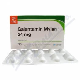 Галантамин Mylan  24 мг (30 шт)