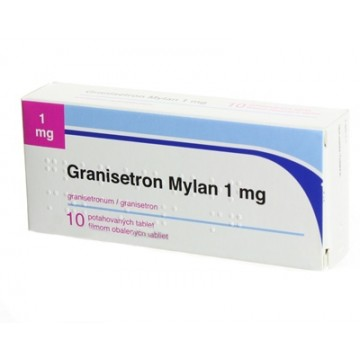 Гранисетрон 1 мг,  10 таблеток
