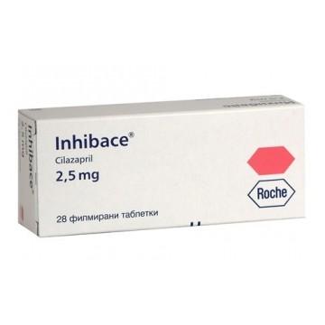 Инхибейс (цилазаприл) 0.5 мг 30 табл