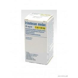 Иринотекан фл. 20 мг/мл. 2мл (40мг) №1