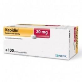 Капидин 20 мг 100 табл