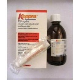 Кеппра 100 мг/мл 150 мл
