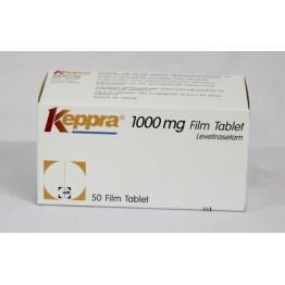 Кеппра 1000 мг (50 шт)