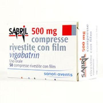 Сабрил (Sabril) гран. пакет 500 мг №50