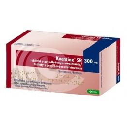 Квентиакс SR (кветиапин) 300 мг (60 шт)