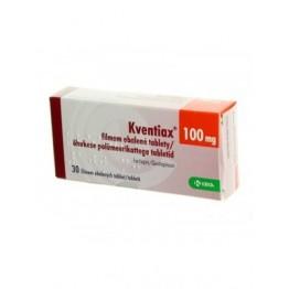 Квентиакс (кветиапин) 100 мг (30 шт)