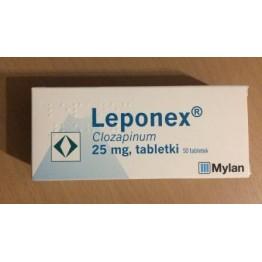 Лепонекс 25 мг (50 шт)