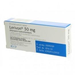 Леривон 30 мг (20 шт)