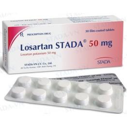 Лозартан (STADA) 50мг (30 шт)