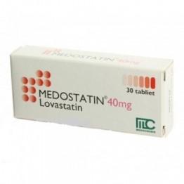 Медостатин 40мг (30шт)