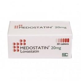 Медостатин 20мг (30шт)