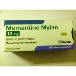Мемантин Mylan 10 мг (56 шт)