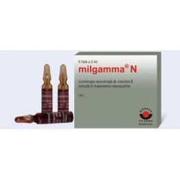 Мильгамма 2 мл (5 шт)