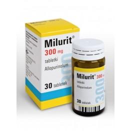 Милурит 300 мг 30 таблеток