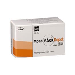 Моно Мак Депо 100 мг (28 таблеток)