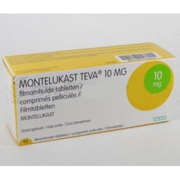 Монтелукаст Teva 10 мг, 98 таблеток