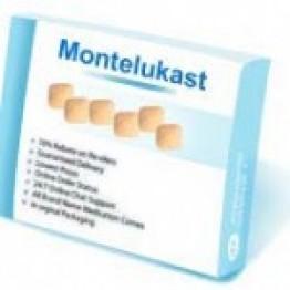 Монтелукаст 123 ratio 5 мг, 28 таблеток