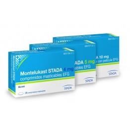 Монтелукаст STADA 4 мг, 30 таблеток
