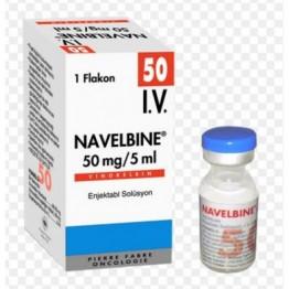 НАВЕЛЬБИН 50 мг фл. 5 мл №1