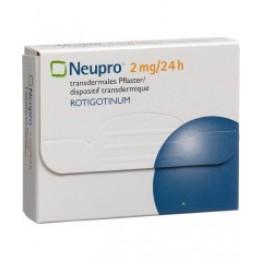 Ньюпро (Неупро) Пластырь 2 мг (28 шт)