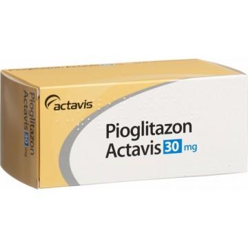 Пиоглитазон 30мг (28шт)