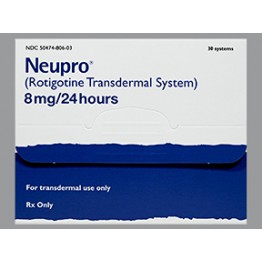 Ньюпро (Неупро) Пластырь  8 мг (28 шт)