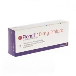 Плендил 10 мг (28 шт)