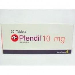Плендил 10 мг (30 шт)