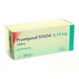 Прамипексол Стада 0,18 мг (100 шт)