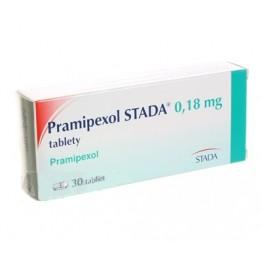 Прамипексол Стада 0,18 мг (30 шт)
