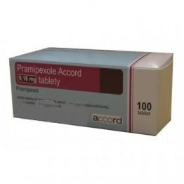 Прамипексол Акорд 0,18 мг (100 шт)