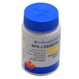 Лозартан (Apo) 12,5 мг (30 шт)
