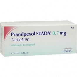 Прамипексол Стада 0,7 мг (100 шт)