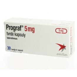Програф капс. 5 мг N30