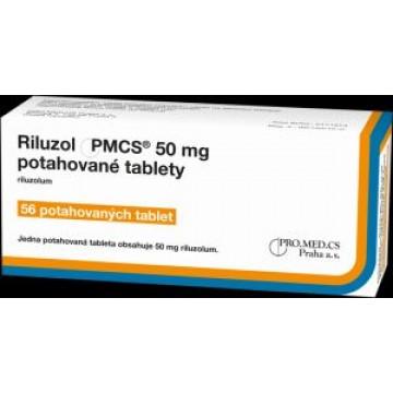 Рилузол (Riluzol) 50 мг, 56 шт