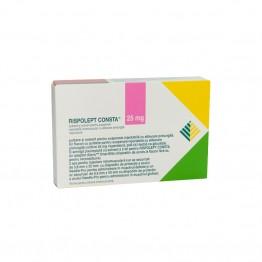 Рисполепт Конста (Rispolept Consta) инъекция 25 мг № 1