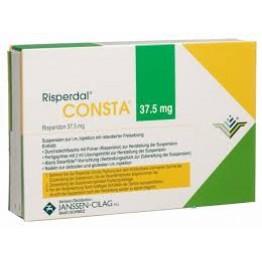 Рисполепт Конста (Rispolept Consta) инъекция 37.5 мг № 1