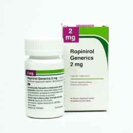 Ропинирол Mylan 2 мг, 84 таблетки