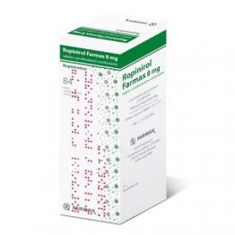 Ропинирол (Ropinirol) Farmax 8 мг, 84 таблетки