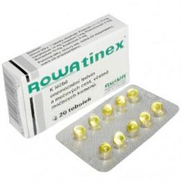 Роватинекс (Rowatinex), 20 капсул