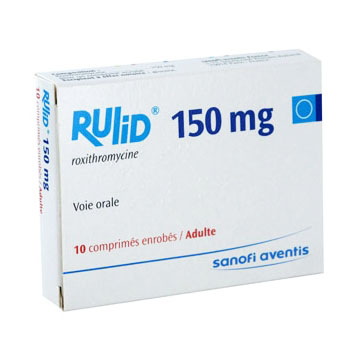 Рулид (Rulid) 150 мг, 10 таблеток