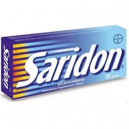 Саридон (Saridon) 20 таблеток