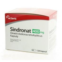 Синдронат (Sindronat) 400 мг, 120 капсул