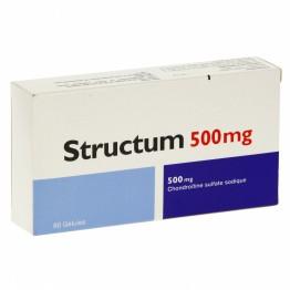 Структум (Structum) 500мг, 60 капсул
