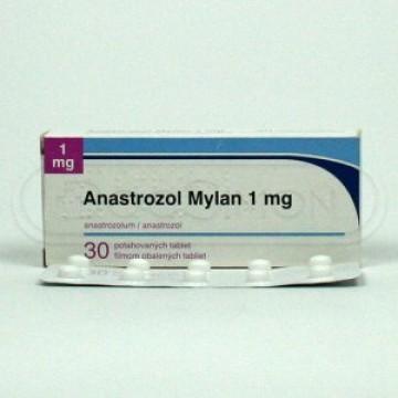 Анастрозол Mylan  1мг (28 шт)