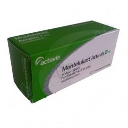 Монтелукаст Actavis 4 мг, 98 таблеток