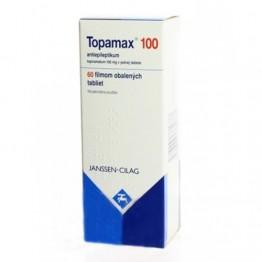 Топамакс (Topamax) 100 мг, 60 таблеток